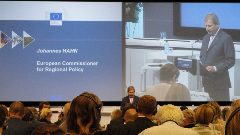 Ilustracja do informacji: VI Forum Spójności