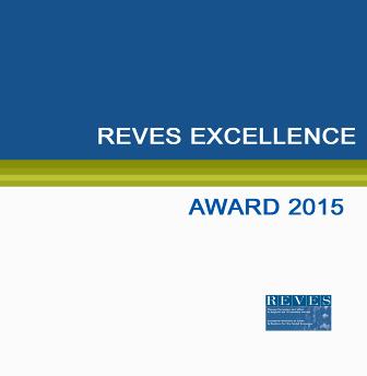 Ilustracja do informacji: Nabór zgłoszeń do nagrody REVES Excellence Award 2015