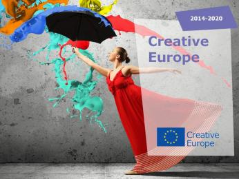 Ilustracja do informacji: Baza projektów programu Kreatywna Europa - zainspiruj się najlepszymi praktykami!