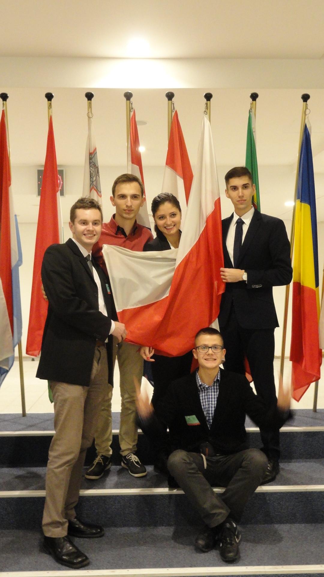 Ilustracja do informacji: Młodzi Lubuszanie odkrywają Brukselę!