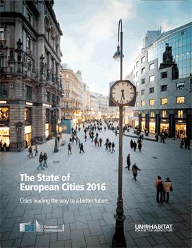 Ilustracja do informacji: Sprawozdanie KE i ONZ o stanie europejskich miast