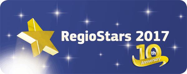 Ilustracja do informacji: Ruszył nabór projektów do nagrody REGIO STARS 2017