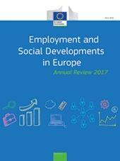 Ilustracja do informacji: Zatrudnienie i kwestie społeczne w Europie 2017