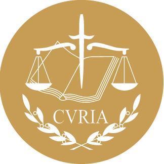 Ilustracja do informacji: Sprawozdanie roczne Trybunału Sprawiedliwości UE za 2016
