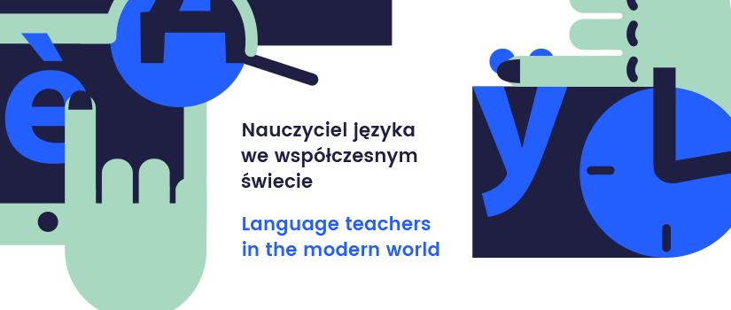 Ilustracja do informacji: Konferencja dla nauczycieli z okazji Europejskiego Dnia Języków