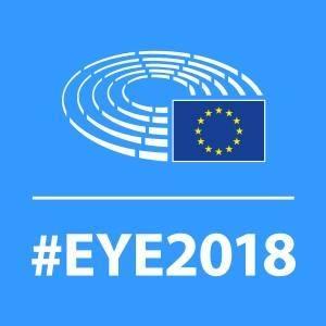 Ilustracja do informacji: #EYE2018: 8000 młodych ludzi, 2 dni w Strasbourgu, niezliczona ilość pomysłów