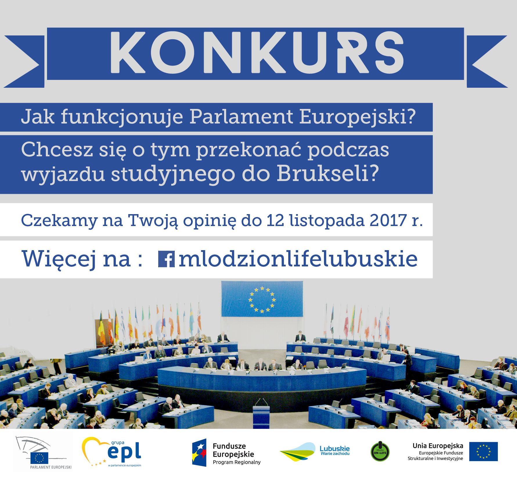 Ilustracja do informacji: Znamy zwycięzców konkursu wiedzy o Parlamencie Europejskim