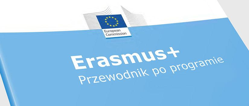 Ilustracja do informacji: Przewodnik po programie Erasmus+ na 2018 rok już dostępny