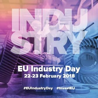 Ilustracja do informacji: Zaproszenie do współorganizacji Europejskich Dni Przemysłu 2018