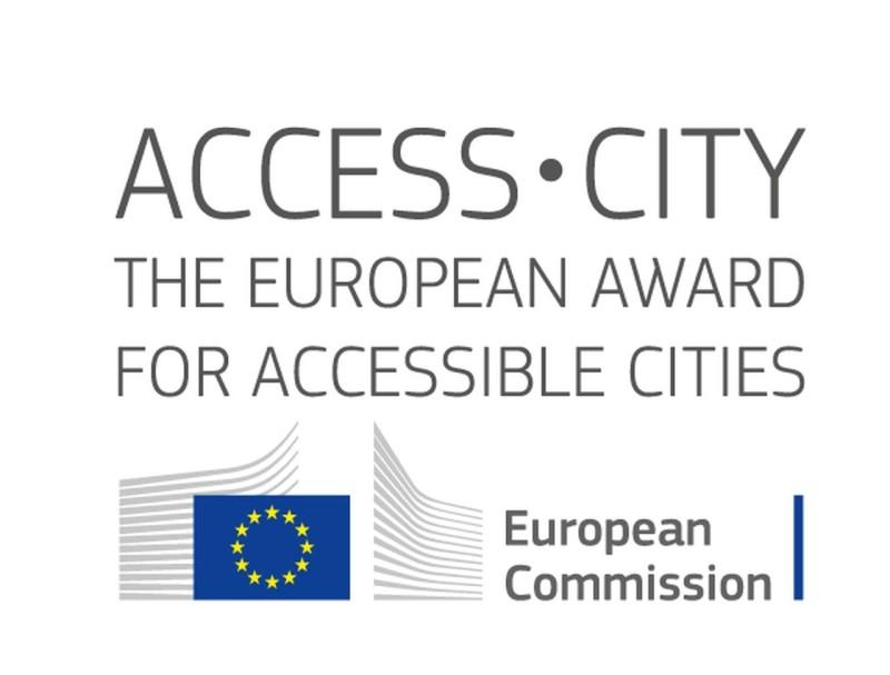Ilustracja do informacji: Przyznanie nagrody Access City 2018