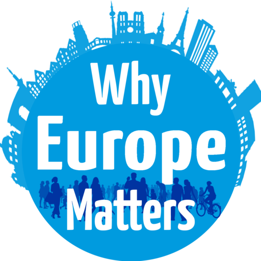 Ilustracja do informacji: Why Europe Matters - podziel się swoją opinią