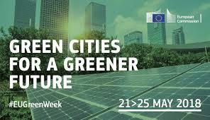 Ilustracja do informacji: Zostań współorganizatorem EU Green Week 2018!