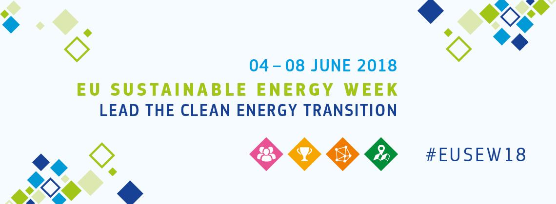 Ilustracja do informacji: Zaproszenie do organizacji sesji EUSEW w Brukseli oraz zgłaszania kandydatur do nagrody EU Sustainable Energy Award