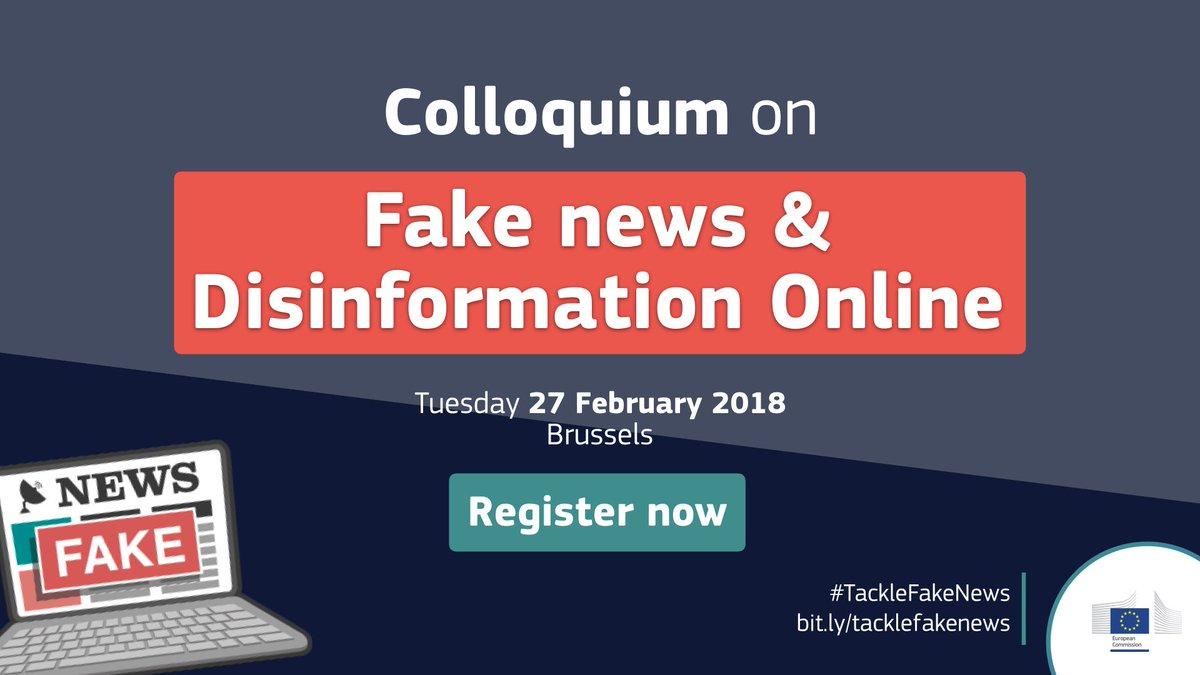Ilustracja do informacji: Sympozjum na temat przeciwdziałania fake news - oglądaj na żywo on-line