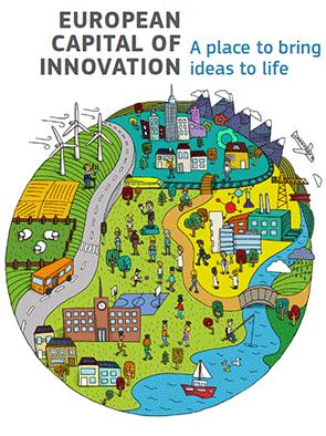Ilustracja do informacji: Ruszył konkurs na Europejską Stolicę Innowacji