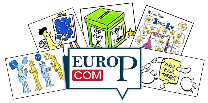 Ilustracja do informacji: EuroPCom 2018: Europejski Komitet Regionów zaprasza do organizacji Idea Labs