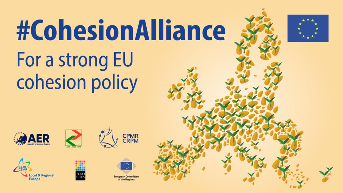 Ilustracja do informacji: Ogólnounijny sojusz ostrzega KE: obcięcie funduszy regionalnych zagraża przyszłości Europy