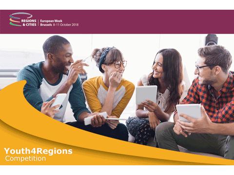 Ilustracja do informacji: Nabór na tegoroczną edycję programu Media4Regions - Media dla młodych dziennikarzy otwarty!