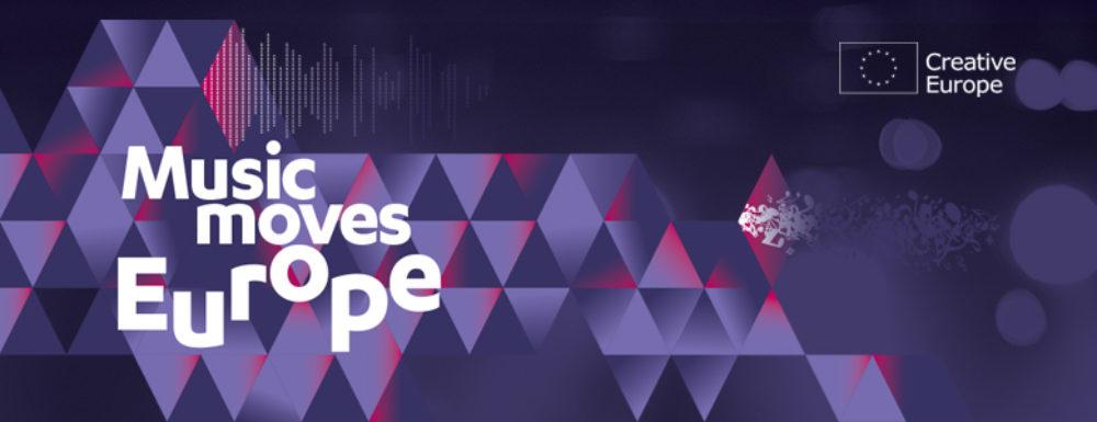 Ilustracja do informacji: Music Moves Europe: spotkanie informacyjne dla branży muzycznej