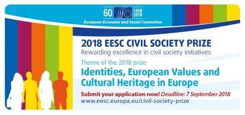 Ilustracja do informacji: Nagroda Społeczeństwa Obywatelskiego 2018: zgłoś swoją inicjatywę!