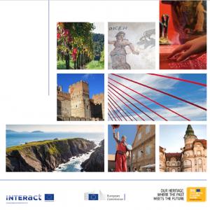 Ilustracja do informacji: Publikacja z projektami Interreg z okazji Europejskiego Roku Dziedzictwa Kulturowego 2018