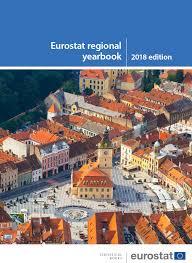 Ilustracja do informacji: Rocznik regionalny Eurostatu 2018