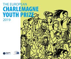 Ilustracja do informacji: Europejska Nagroda dla Młodzieży im. Karola Wielkiego: nabór wniosków trwa!