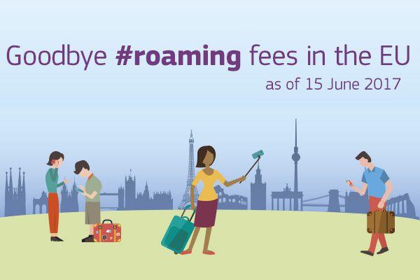 Ilustracja do informacji: Koniec z opłatami roamingowymi: Europejczycy swobodnie korzystają z usług łączności ruchomej za granicą