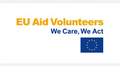 Ilustracja do informacji: Otwarte nabory na wolontariat EU Aid - pomocy humanitarnej udzielanej przez UE