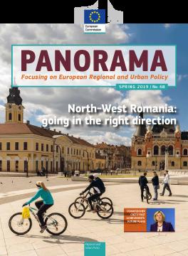 Ilustracja do informacji: Panorama: Komisarz Cretu podsumowuje prace na rzecz polityki spójności zrealizowane w czasie czteroletniej kadencji