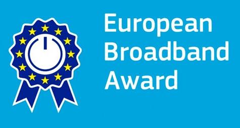 Ilustracja do informacji: Zgłoszenia do nagrody European Broadband Awards tylko do 28 czerwca!