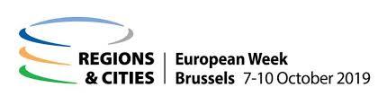 Ilustracja do informacji: Ruszyłam rejestracja na Europejski Tydzień Regionów i Miast 2019
