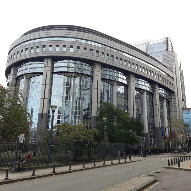 Ilustracja do informacji: Nadzwyczajne posiedzenie Parlamentu Europejskiego 16 i 17 kwietnia