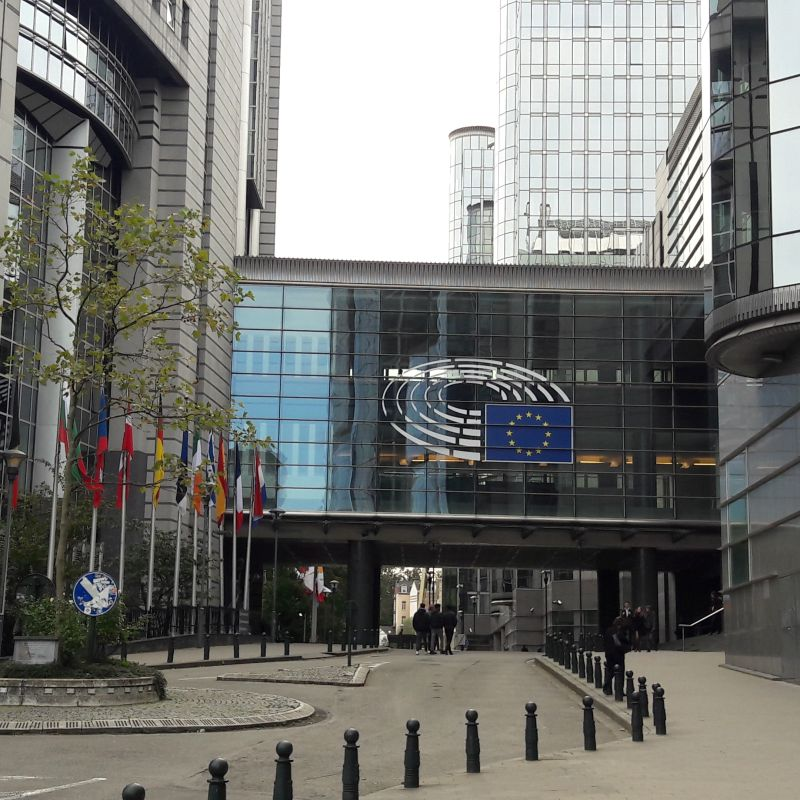Ilustracja do informacji: W tym tygodniu w Parlamencie Europejskim