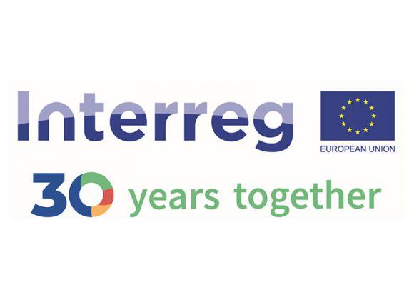 Ilustracja do informacji: 30 lat programu INTERREG