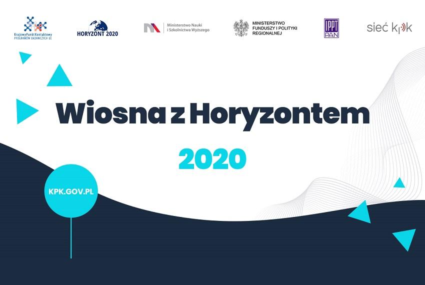 Ilustracja do informacji: Wiosna z Horyzontem: kampania informacyjna KPK