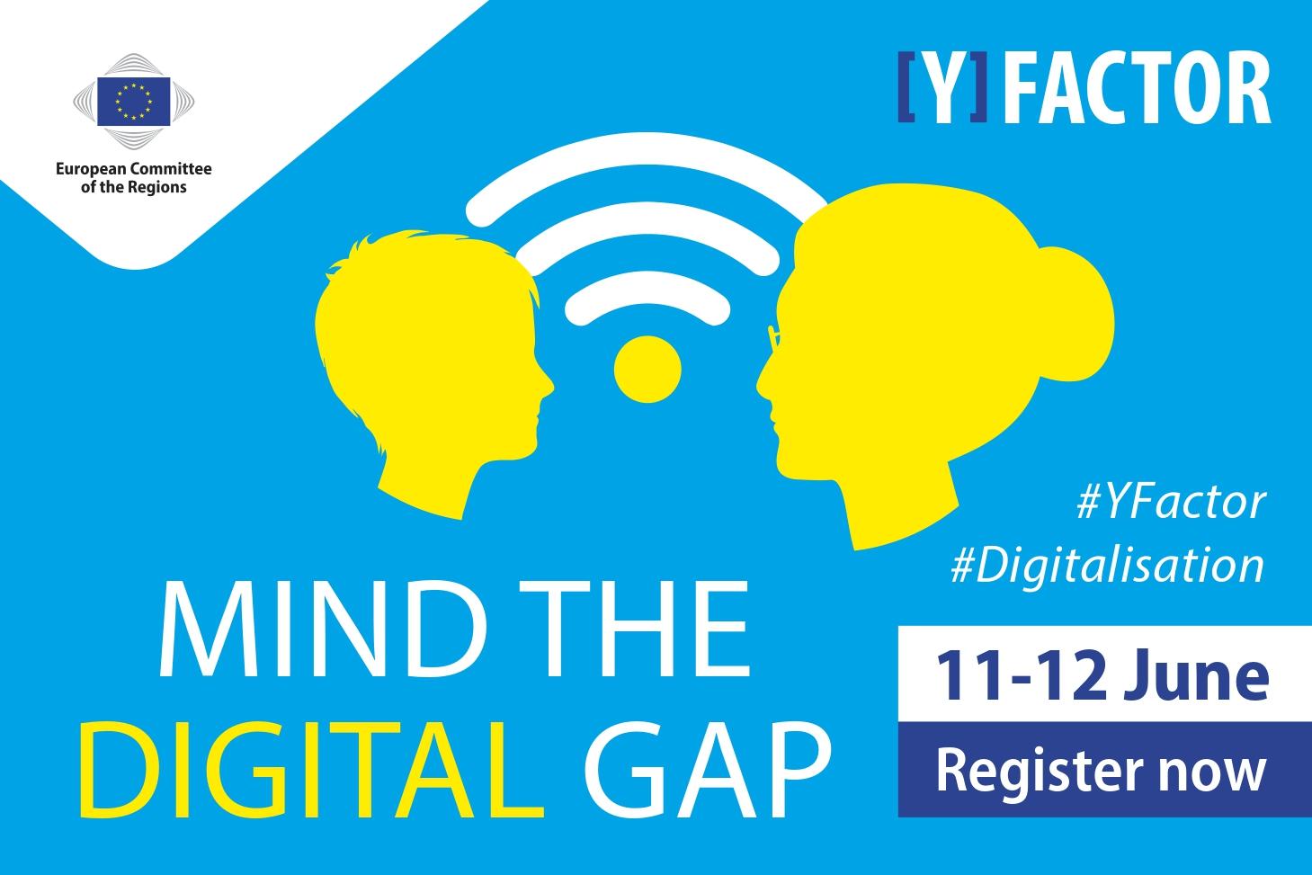 Ilustracja do informacji: Mind the digital gap: e-rozwiązania dostępne dla wszystkich