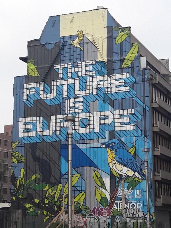 Ilustracja do informacji: Inauguracja Konferencji na temat przyszłości Europy w Strasburgu