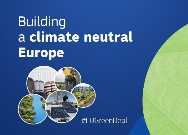 Ilustracja do informacji: Fala renowacji: strategia poprawy charakterystyki energetycznej budynków w UE