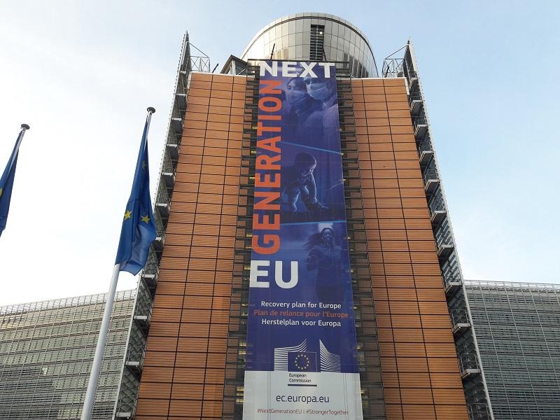 Ilustracja do informacji: NextGenerationEU: w ramach planu finansowania na 2021 Komisja Europejska wyemituje obligacje długoterminowe o wartości około 80 mld euro