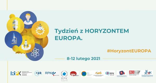 Ilustracja do informacji: Tydzień z Horyzontem Europa: co wspiera nowy program badań i innowacji UE?