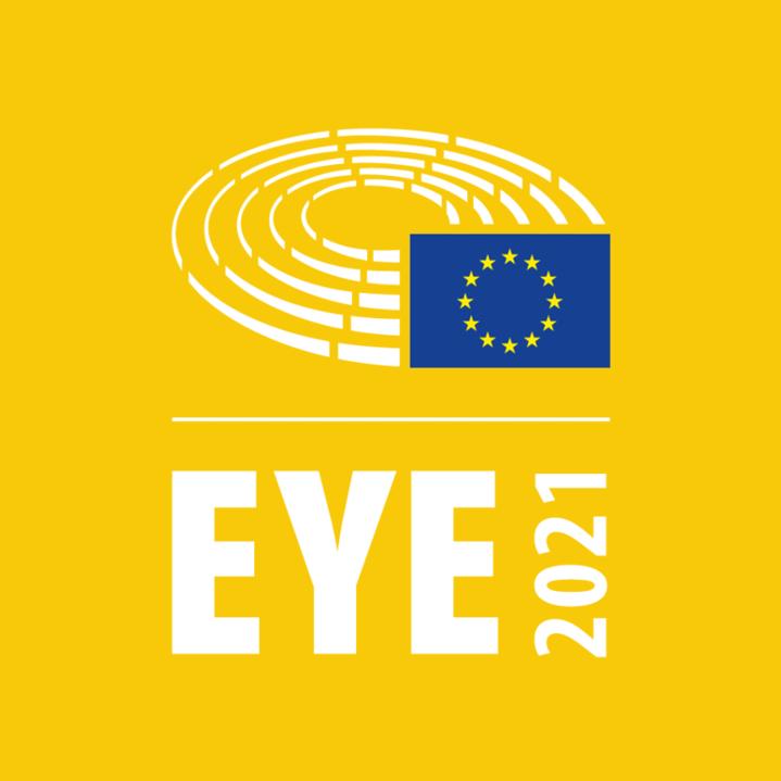Ilustracja do informacji: Europejskie Spotkanie Młodzieży 2021