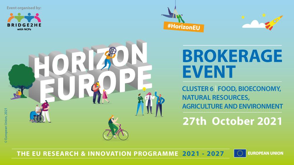 Ilustracja do informacji: Horyzont Europa - Klaster 6: Info Day oraz wirtualne spotkanie brokerskie